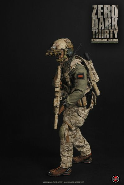 shipping now 16 scale soldier story zero dark thirty